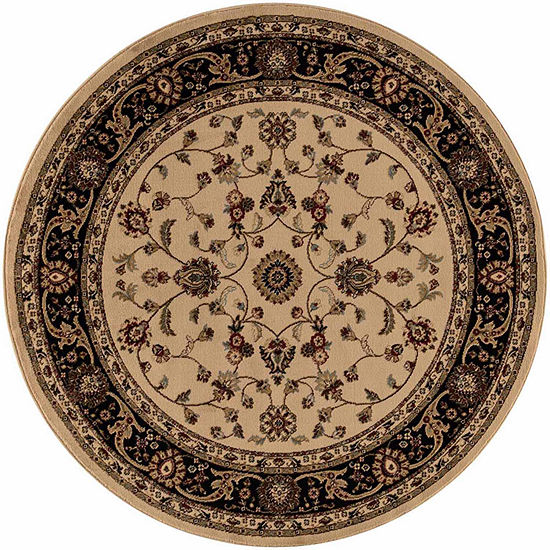 Round Rugs Jcpenney