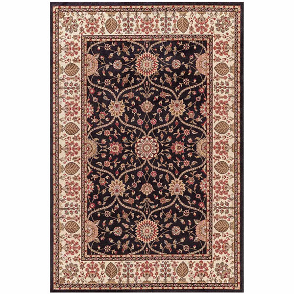 Concord Global Trading Jewel Collection Voysey Area Rug