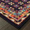 Covington Home Wanderlust Flowers Rectangular Indoor Rugs