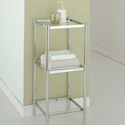 Organize It All  3 Tier Shelf
