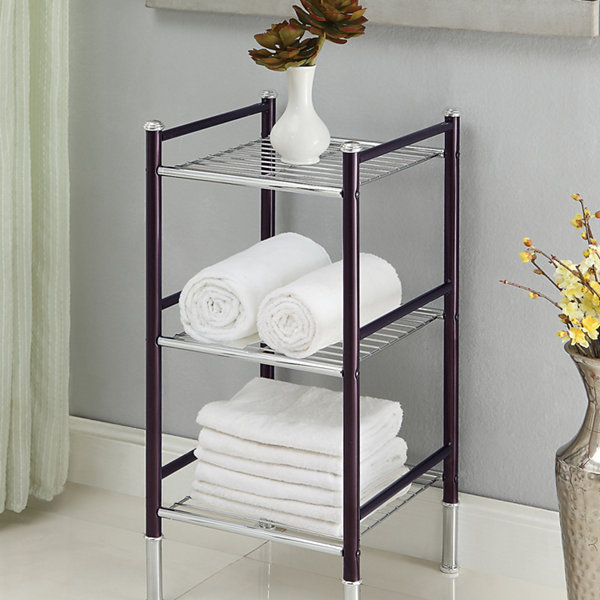 Organize It All  Duplex‑3 Tier Tower
