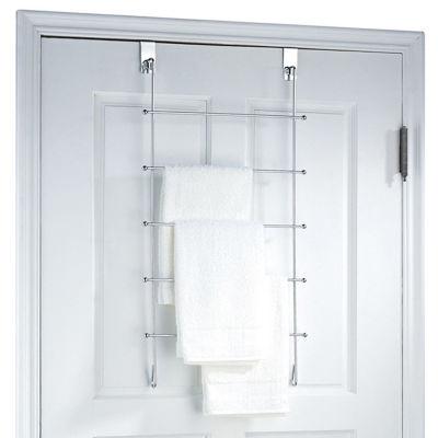 Organize It All  Overdoor Towel Organizer