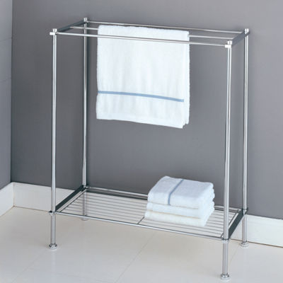 Organize It All Towel Rack