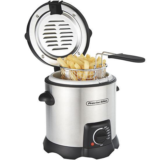 Proctor-Silex® Compact Deep Fryer