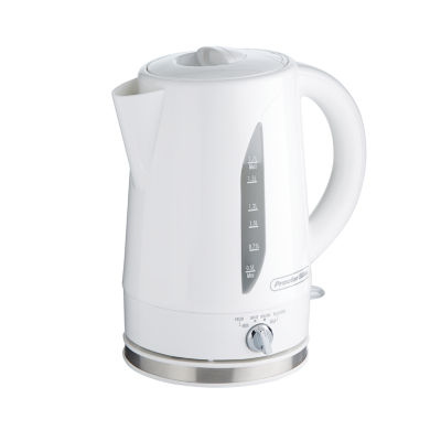 Proctor-Silex® 1.7Liter Variable Temperature Electric Kettle