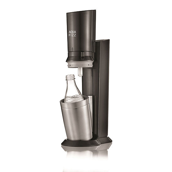 SodaStream™ Aqua Fizz Metal Sparkling Water Maker Kit