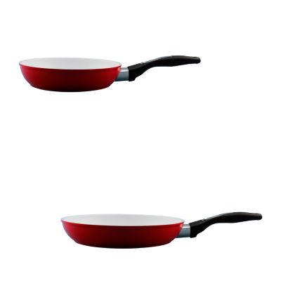 BergHOFF Fry Pan Set Ceramic Non-Stick 2pc