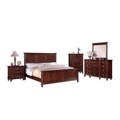 Picket House Furnishings Gavin Panel 5-pc. BedroomSet