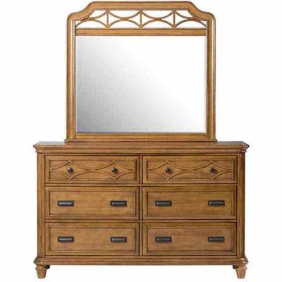 Picket House Furnishings Mysteria Bay Dresser & Mirror Set