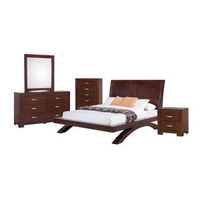 Picket House Furnishings Zoe Platform 5-pc. Bedroom Set