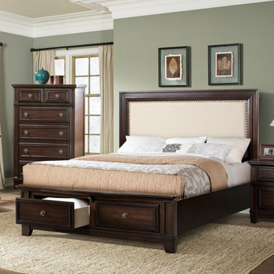 Picket House Furnishings Harland Storage 4-pc. Bedroom Set