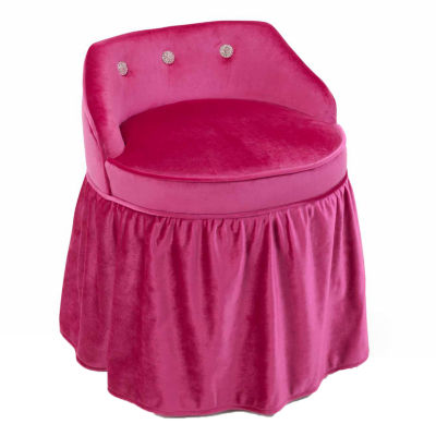 4D Concepts Girl'S Vanity Chair