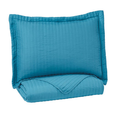 Signature Design by Ashley® Raleda Turquoise Coverlet Set