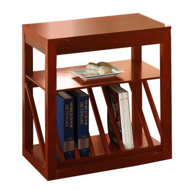 Beno End Table-Oak
