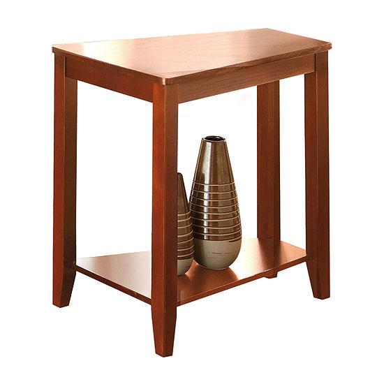 Sable End Table-oak
