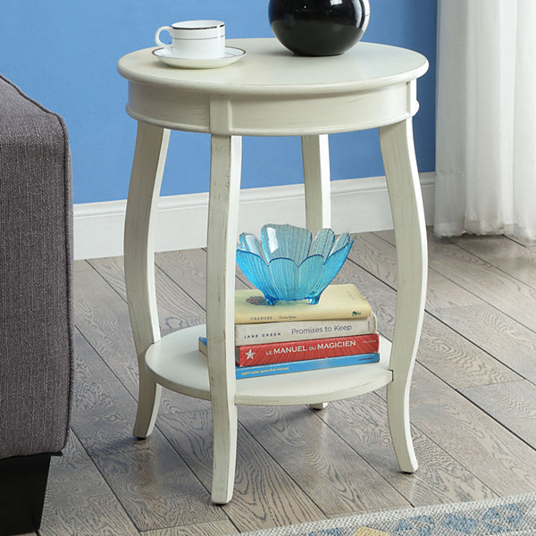 Aberta Chairside Table