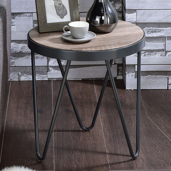 Bage End Table