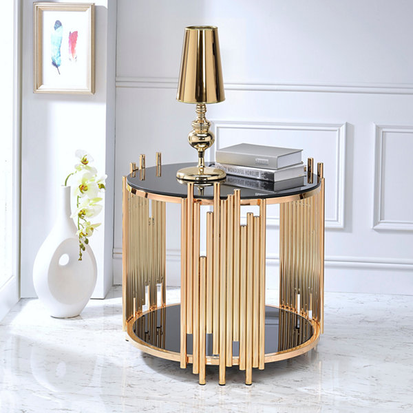 Tanquin End Table