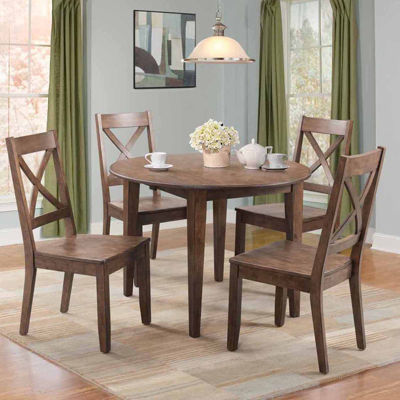 Dining Possiblities 3-Piece Dining with X-Back Chair