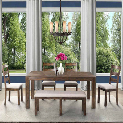 Mason 6-pc. Dining Set
