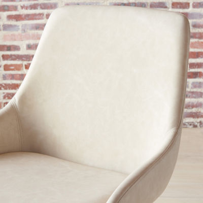 Cassidy Faux Leather Side Chair - Set of 2