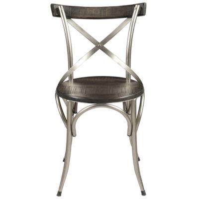 Ronan Industrial Side Chair - Set of 2