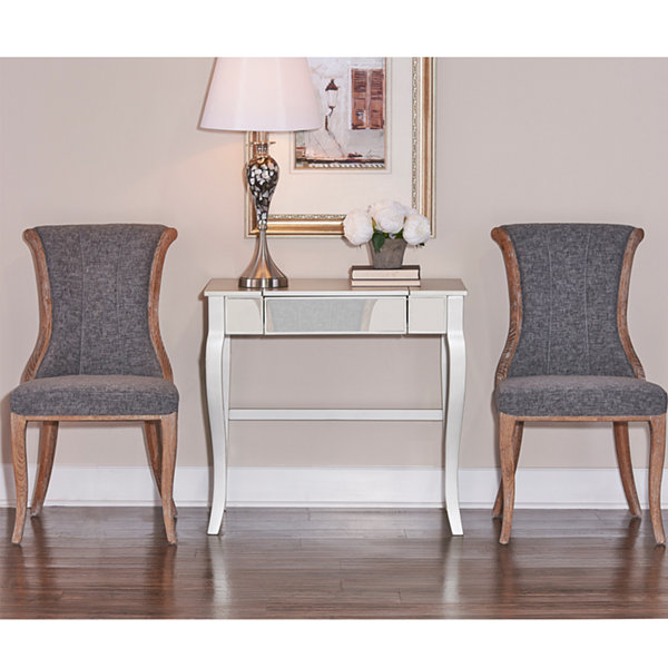 Jcpenney Dining Sets: Sheffield Flared Back Set Of 2 Dining Chairs