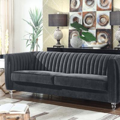 Chic Home Kent Velvet Sofa
