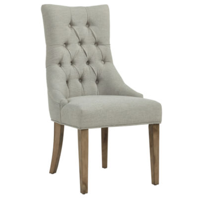 Sinatra Tufted Accent Chair