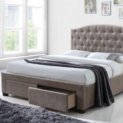 Denise Tufted Bed