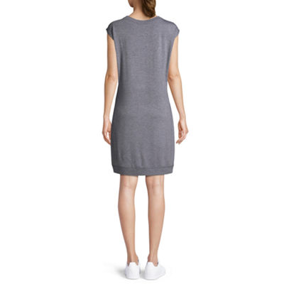 Scarlett Sleeveless Shift Dress