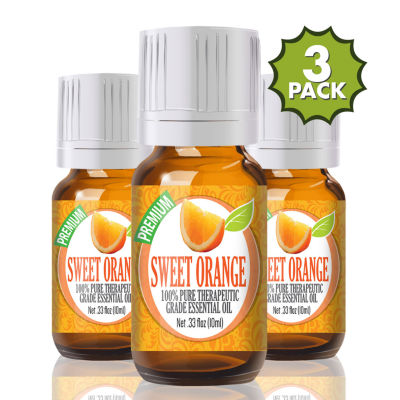 Healing Solutions Orange Essential Oil
