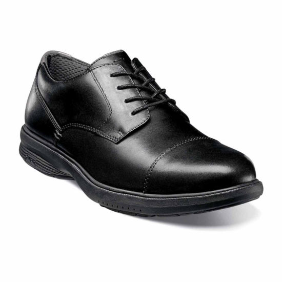 Nunn Bush Mens Melvin Oxford Shoes Lace-up