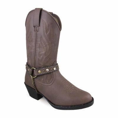 Smoky Mountian Kid's Charleston Cowboy Boot