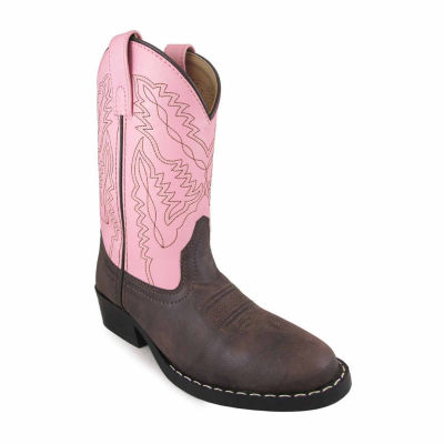 Smoky Mountain Girl's Monterey Cowboy Boot Toddler