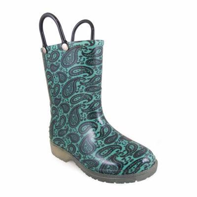 Smooky Mountain Children's Lightning PVC Rain Boot