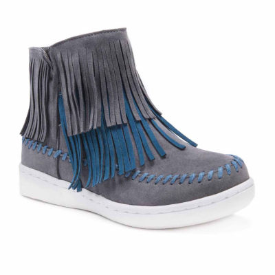 Muk Luks Linda Womens Water Resistant Winter Boots
