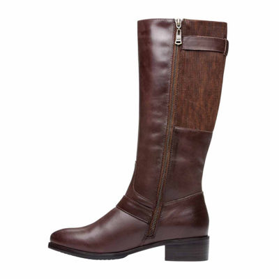 Propet Womens Teagan Riding Boots