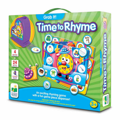 The Learning Journey Grab It! - Time to Rhyme