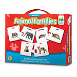 The Learning Journey Match It! - Animal Families