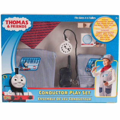 Thomas and Friends Conductor Child Costume
