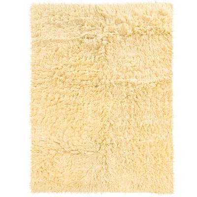 Flokati Wool Rug Collection