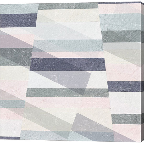 Metaverse Art Pastel Reflections II