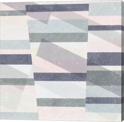 Metaverse Art Pastel Reflections III