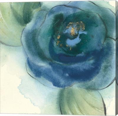 Metaverse Art Wannabe Poppies I Canvas Artwork