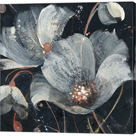 Metaverse Art Translucent Poppies