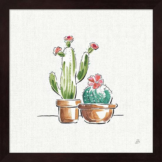 Metaverse Art Desert Bloom IV