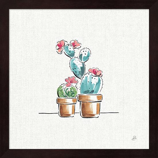 Metaverse Art Desert Bloom V