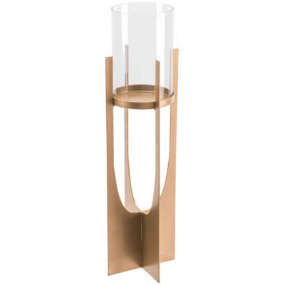 Equis Candle Holder