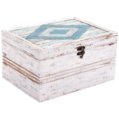 Rombo Antique Decorative Box